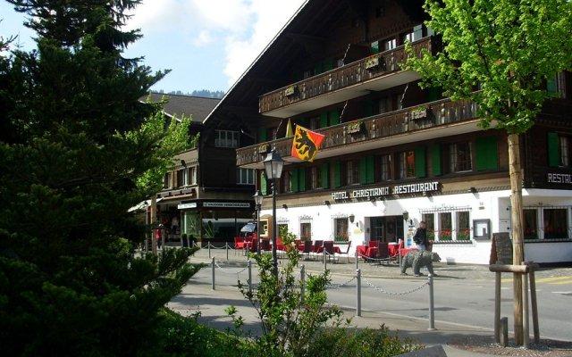 Отель Christiania Gstaad Швейцария, Гштад - отзывы, цены и фото номеров - забронировать отель Christiania Gstaad онлайн вид на фасад
