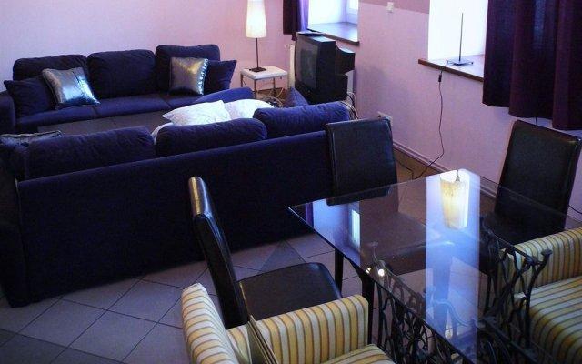 Апартаменты 24W Apartments Rynek комната для гостей