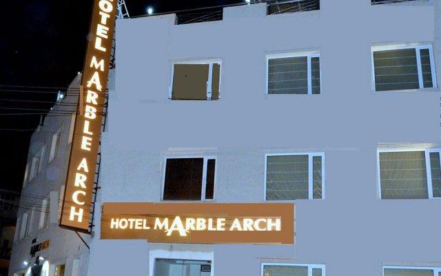 Hotel Marble Arch вид на фасад