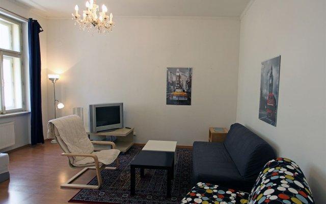Отель Voyta Residence комната для гостей