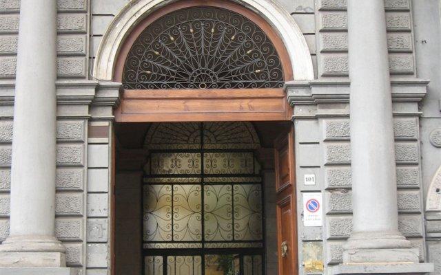 Отель Marian Guest House Италия, Рим - отзывы, цены и фото номеров - забронировать отель Marian Guest House онлайн вид на фасад