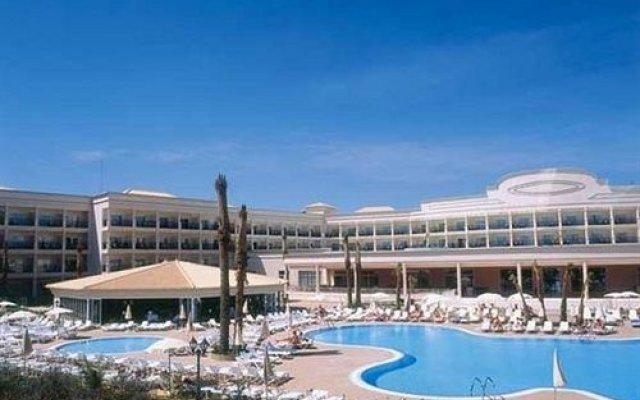 Отель Riu Palace Algarve Португалия, Албуфейра - отзывы, цены и фото номеров - забронировать отель Riu Palace Algarve онлайн вид на фасад