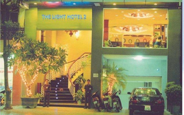 Отель Brandi Nha Trang Hotel Вьетнам, Нячанг - 1 отзыв об отеле, цены и фото номеров - забронировать отель Brandi Nha Trang Hotel онлайн вид на фасад