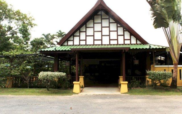 Отель Baan Panwa Resort&Spa вид на фасад