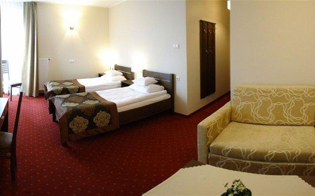 Отель Willa Jolanta комната для гостей