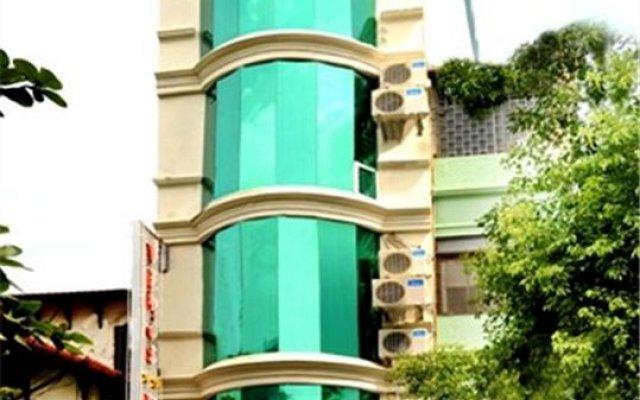 Hanoi Venus Hotel вид на фасад