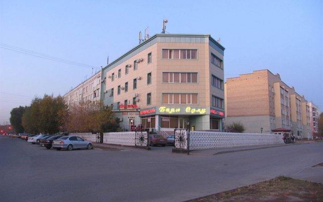 Гостиница Bayan Sulu Hotel Казахстан, Нур-Султан - 3 отзыва об отеле, цены и фото номеров - забронировать гостиницу Bayan Sulu Hotel онлайн вид на фасад