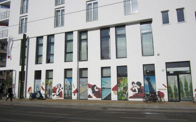 Almodovar Hotel Biohotel Berlin экстерьер