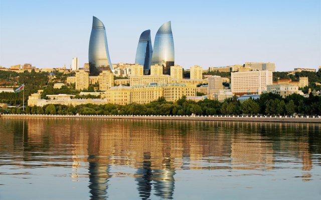 Отель Fairmont Baku at the Flame Towers