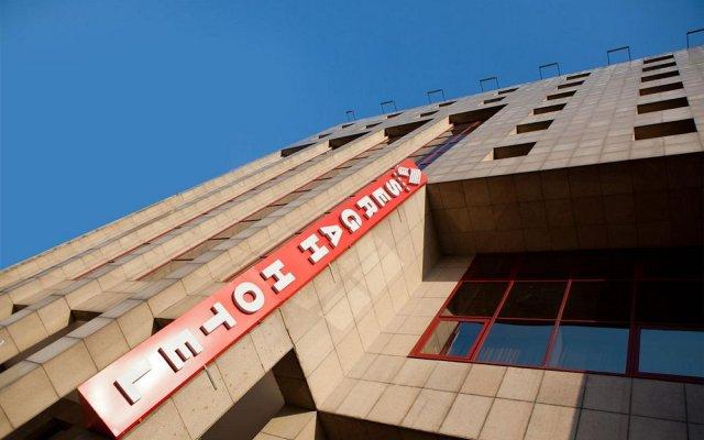 Sergah Hotel Турция, Анкара - отзывы, цены и фото номеров - забронировать отель Sergah Hotel онлайн вид на фасад