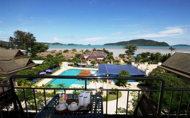 Отель Nomads Chalong Beach балкон