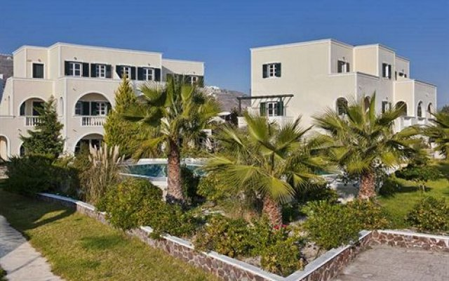 Отель Golden Sun Studios & Apartments Греция, Остров Санторини - отзывы, цены и фото номеров - забронировать отель Golden Sun Studios & Apartments онлайн вид на фасад