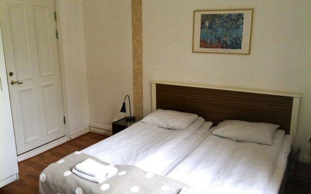 Отель Hotell Robinson Швеция, Гётеборг - отзывы, цены и фото номеров - забронировать отель Hotell Robinson онлайн комната для гостей