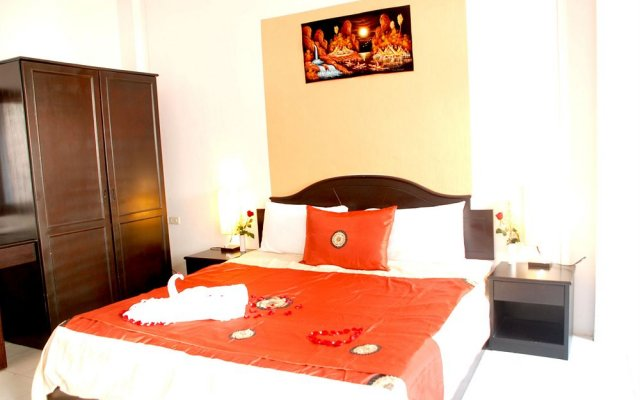 Отель Casa Bonita Guesthouse комната для гостей