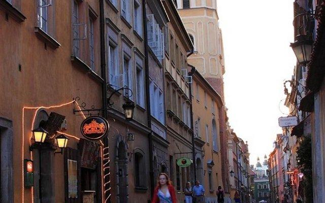 Отель Piwna Apartments Польша, Варшава - отзывы, цены и фото номеров - забронировать отель Piwna Apartments онлайн вид на фасад