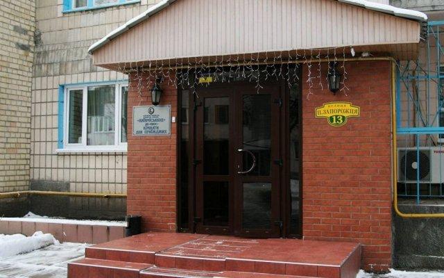 Гостиница Ekos Mykytenko Str вид на фасад