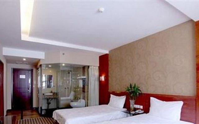 Enjoy Home Hotel Hongzhuan Road - Zhengzhou комната для гостей