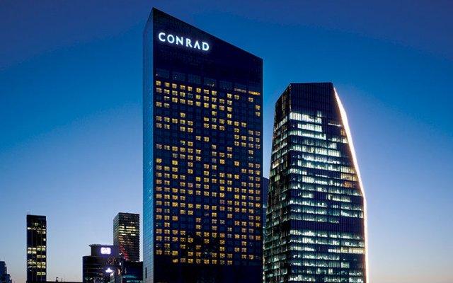Отель Conrad Seoul