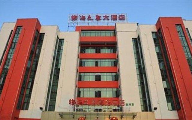 Yinhai Star Business Hotel Ganzhou вид на фасад