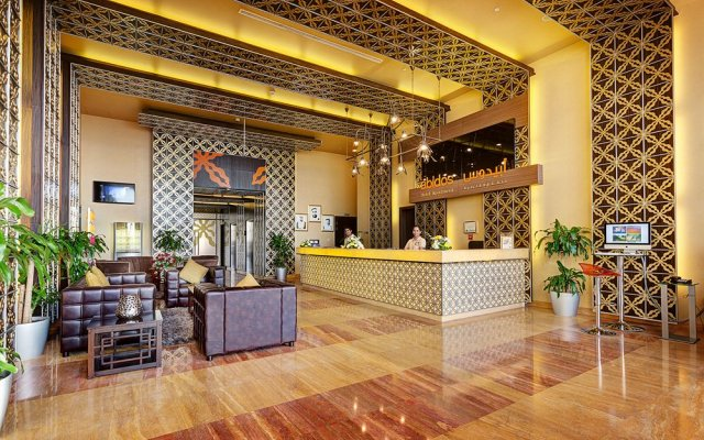 Abidos Hotel Apartment, Dubailand 1