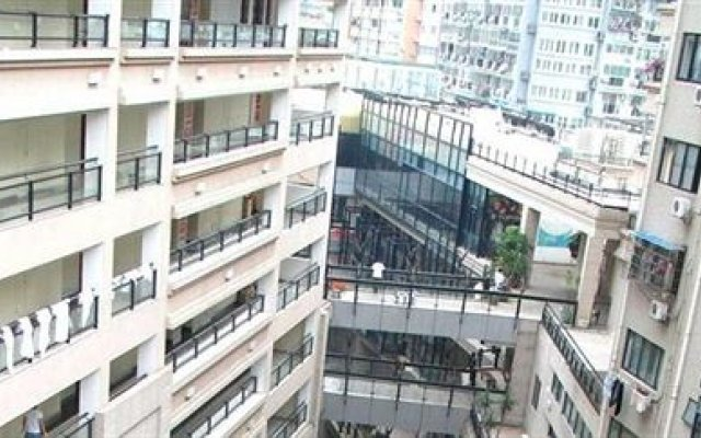 Отель Qingyi Apartment Hotel - Xiamen Китай, Сямынь - отзывы, цены и фото номеров - забронировать отель Qingyi Apartment Hotel - Xiamen онлайн интерьер отеля