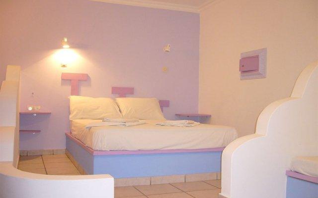 Отель San Efrem комната для гостей