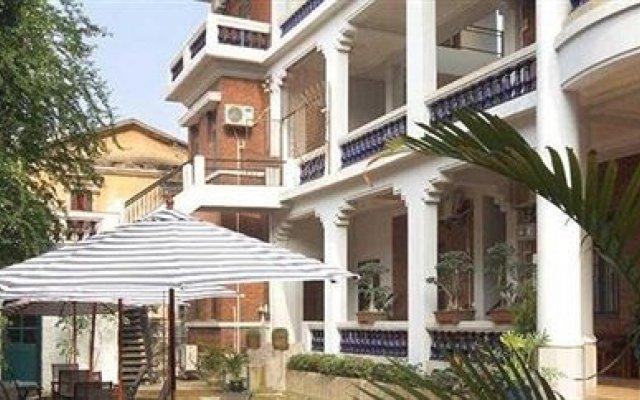 Отель Corinthian House Китай, Сямынь - отзывы, цены и фото номеров - забронировать отель Corinthian House онлайн вид на фасад