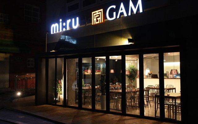 Отель Stay in GAM Южная Корея, Сеул - отзывы, цены и фото номеров - забронировать отель Stay in GAM онлайн вид на фасад