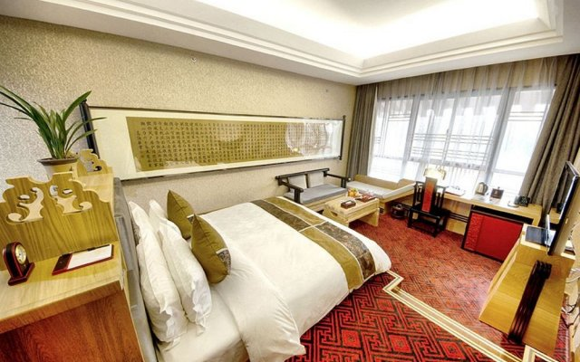 Отель Tangdi Boutique Hotel Китай, Сиань - отзывы, цены и фото номеров - забронировать отель Tangdi Boutique Hotel онлайн комната для гостей