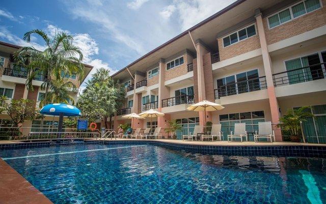 Отель Wonderful Pool house at Kata популярное изображение