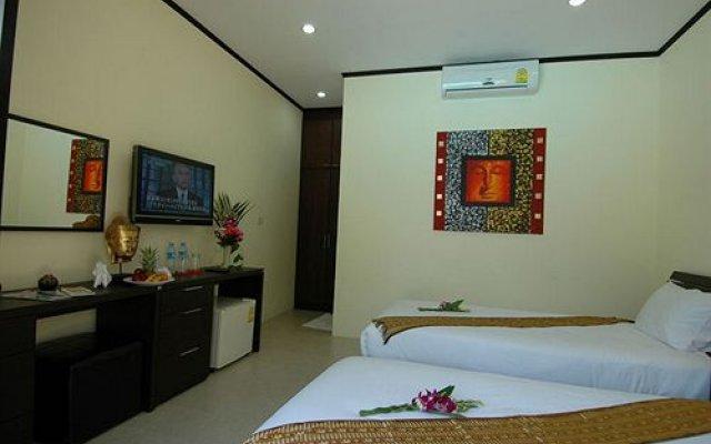 Отель Blue Garden Phuket комната для гостей