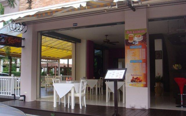 Отель Jinta Andaman ресторан