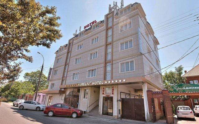 Гостиница Аурелиу вид на фасад