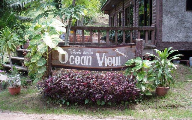Отель Ocean View Resort Koh Tao Таиланд, Мэй-Хаад-Бэй - отзывы, цены и фото номеров - забронировать отель Ocean View Resort Koh Tao онлайн вид на фасад