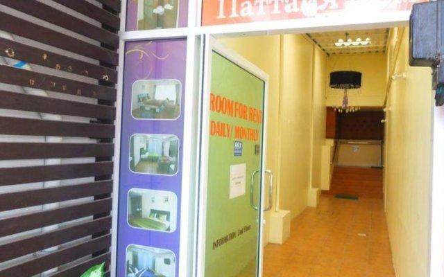 Отель Pattaya Hill Room for Rent интерьер отеля