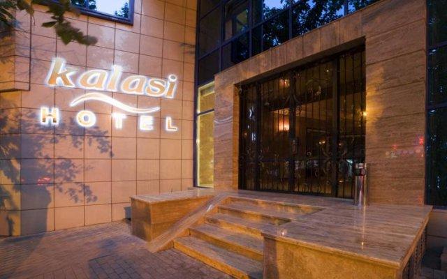 Отель Kalasi вид на фасад