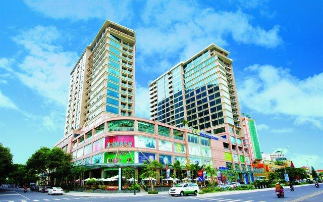 Diamond Bay Hotel вид на фасад