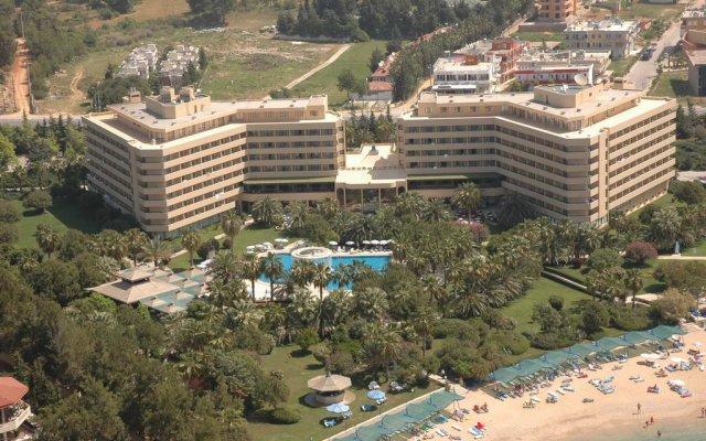 World Ozkaymak Select Hotel Турция, Аланья - отзывы, цены и фото номеров - забронировать отель World Ozkaymak Select Hotel онлайн пляж