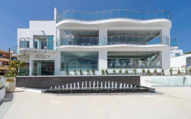 Отель Tasia Maris Oasis вид на фасад