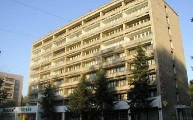 Tourist Hotel вид на фасад
