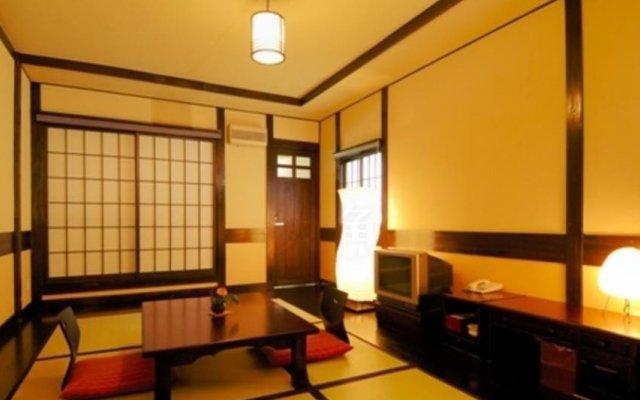 Tamachi Buke Yashiki Hotel Дайсен комната для гостей