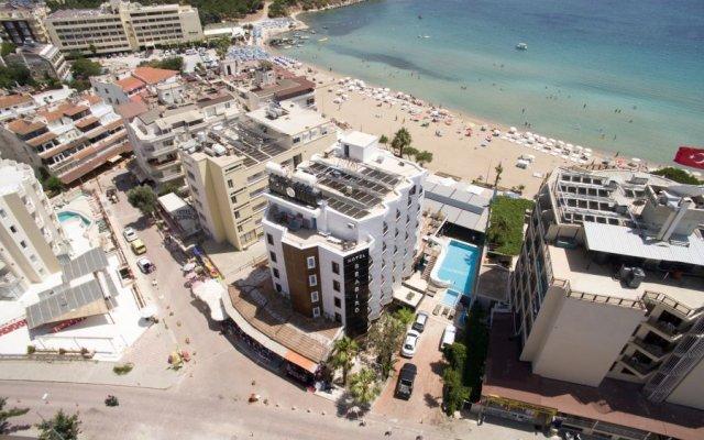 Sea Bird Hotel Турция, Алтинкум - отзывы, цены и фото номеров - забронировать отель Sea Bird Hotel онлайн пляж