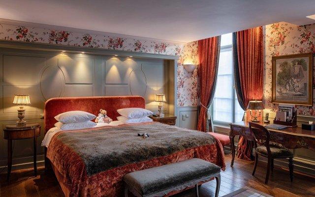 Отель De Orangerie - Small Luxury Hotels of the World Бельгия, Брюгге - отзывы, цены и фото номеров - забронировать отель De Orangerie - Small Luxury Hotels of the World онлайн комната для гостей