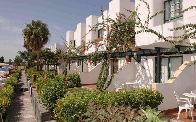 Отель Capri балкон