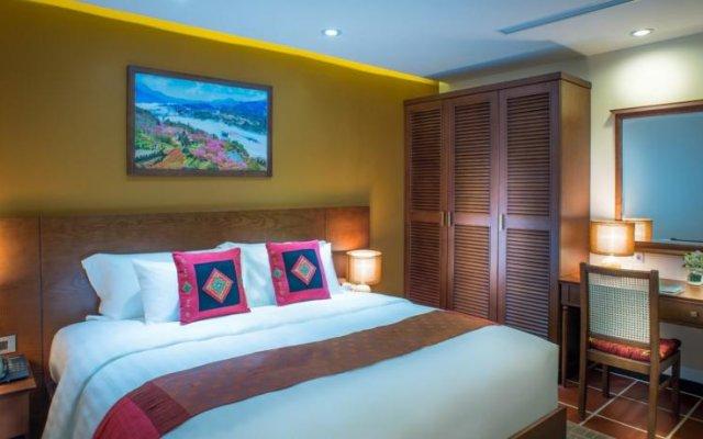 Отель U Sapa Hotel Вьетнам, Шапа - отзывы, цены и фото номеров - забронировать отель U Sapa Hotel онлайн комната для гостей