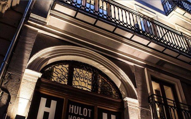 Отель Hulot B&B Valencia Испания, Валенсия - 4 отзыва об отеле, цены и фото номеров - забронировать отель Hulot B&B Valencia онлайн интерьер отеля