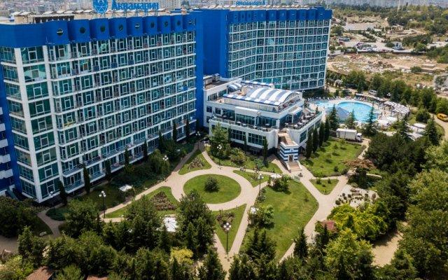 Отель Aquamarine Resort & SPA (бывший Аквамарин) Севастополь