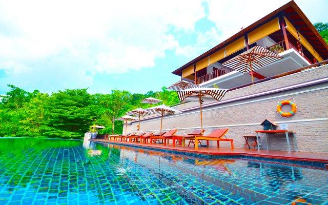 Отель Moon Valley by Villa Zolitude бассейн