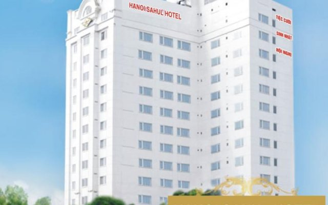 Отель Hanoi Sahul Hotel Вьетнам, Ханой - отзывы, цены и фото номеров - забронировать отель Hanoi Sahul Hotel онлайн вид на фасад
