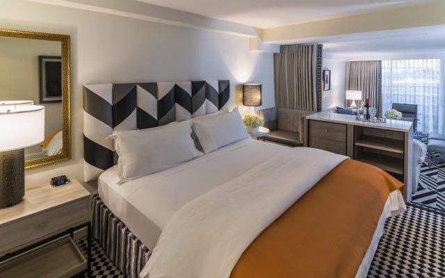 Отель Chamberlain West Hollywood комната для гостей